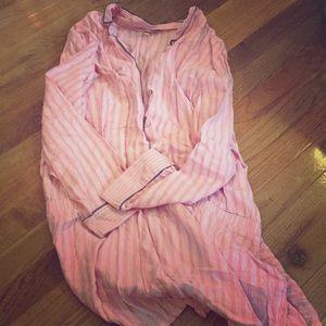 Victoria's Secret Sleep Jumpsuit.